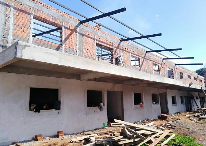 """Restauración del Colegio de Policía """"Central y Filiales"""""""