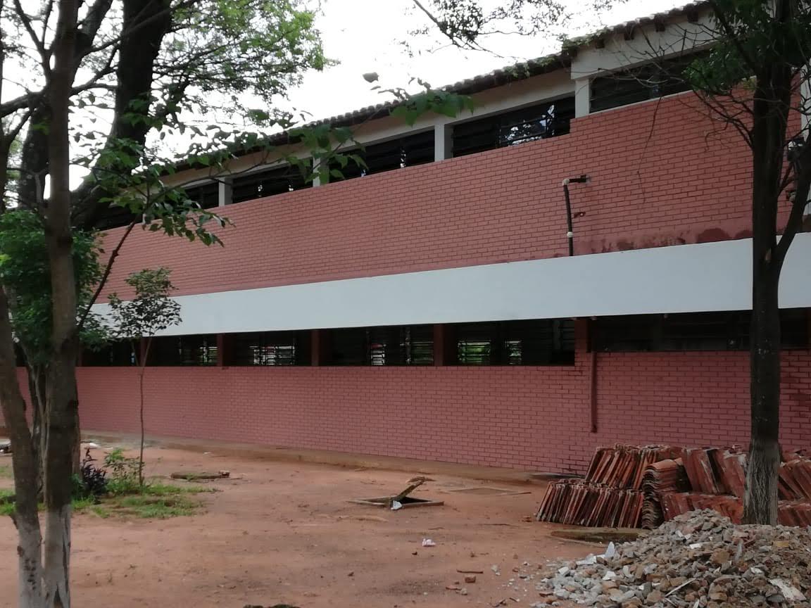 Mantenimiento y Reparación del Instituto Superior de Educación Policial